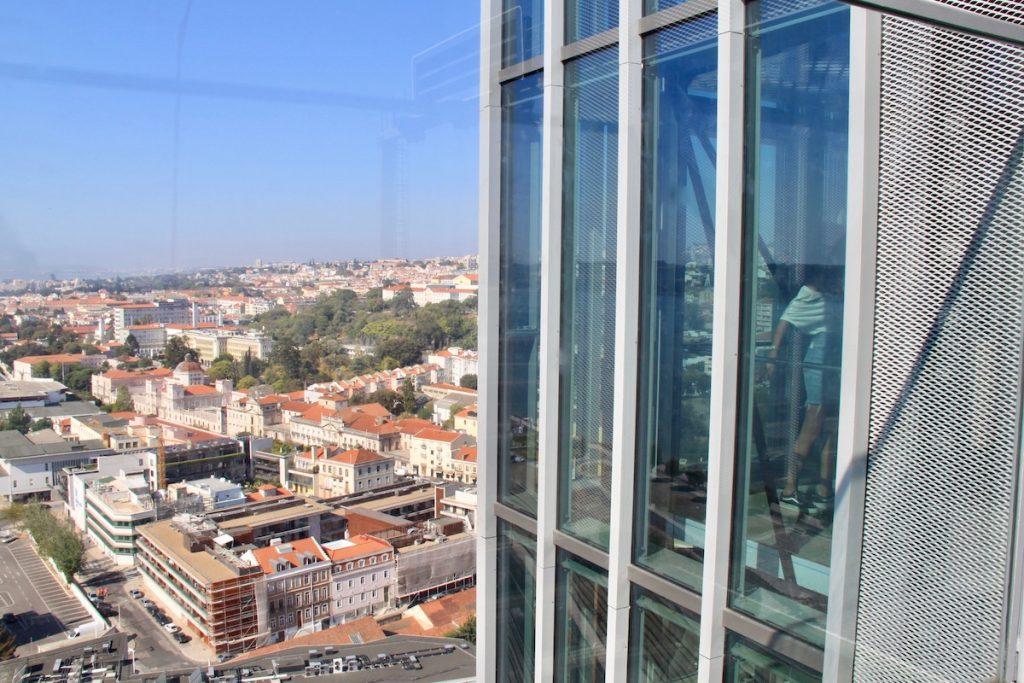 pilar 7 elevador