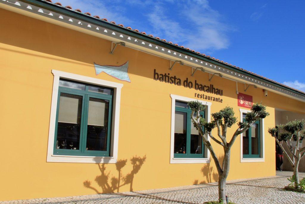 restaurante Batista do Bacalhau Aveiro