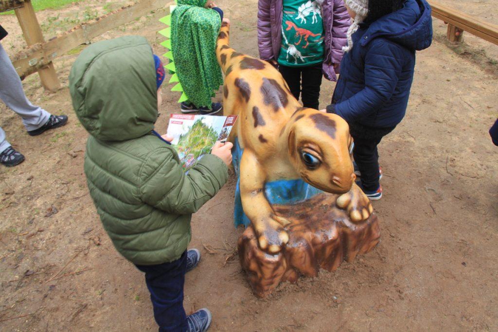 Dino Parque brincar