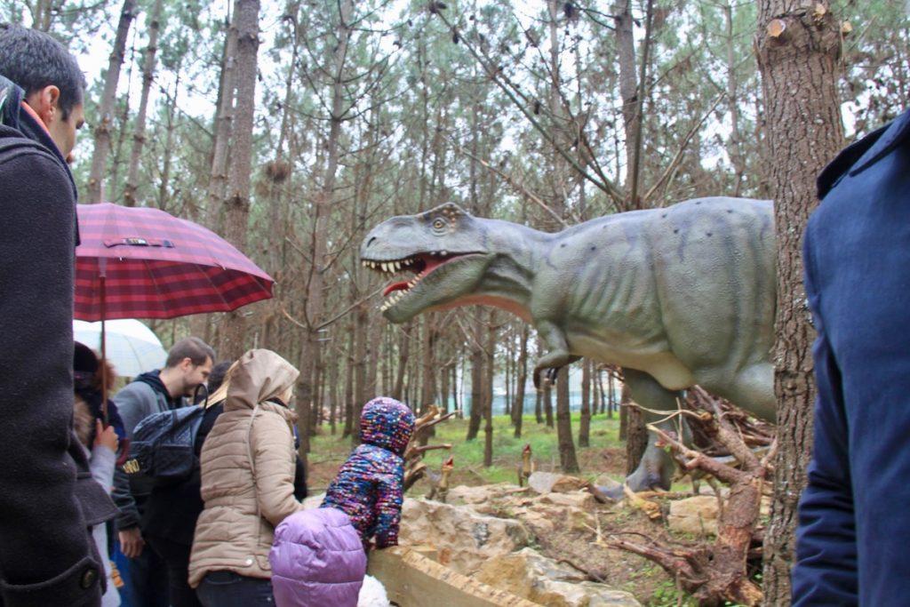 Dino Parque dinossauros