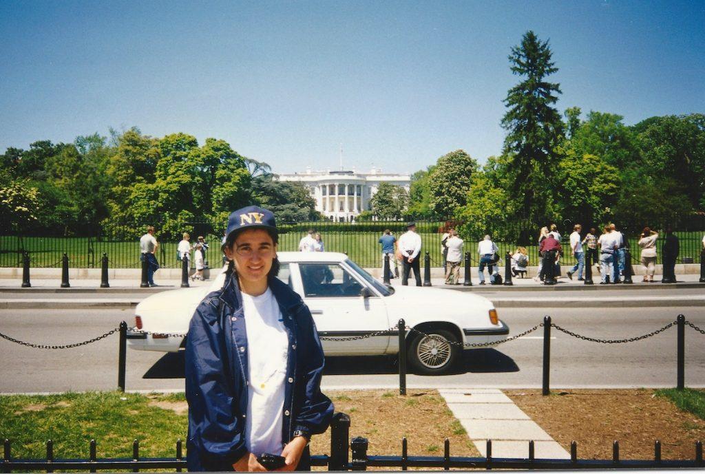 Joana na Casa Branca