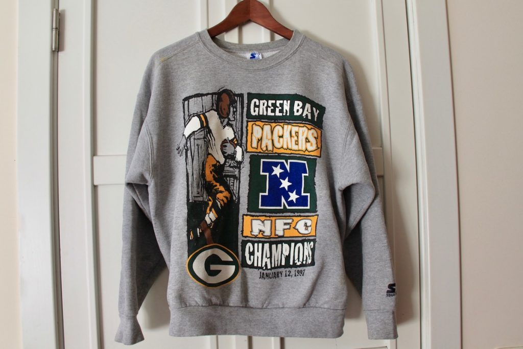 camisola green bay packers 1997